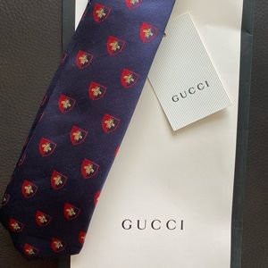 100% Authentic Gucci Tie